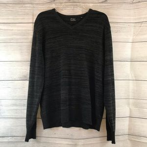 PD&C MENS VNECK SWEATER